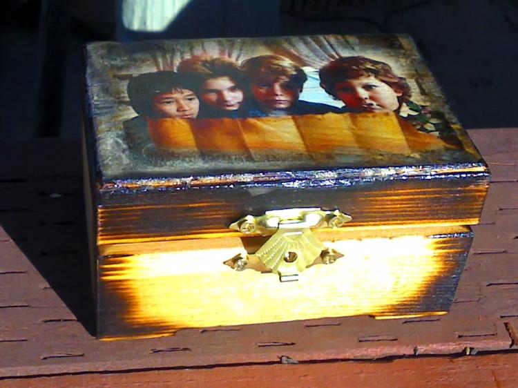 Goonies box