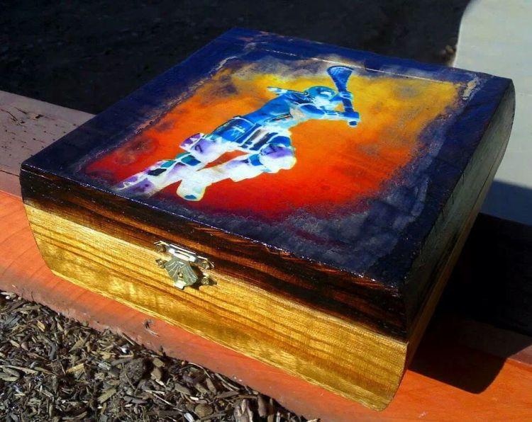 Lacrosse box...