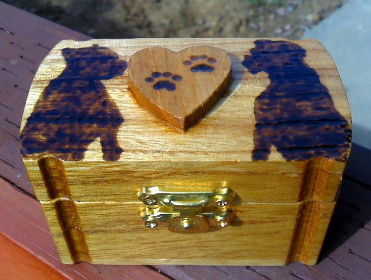 Boxer Love box