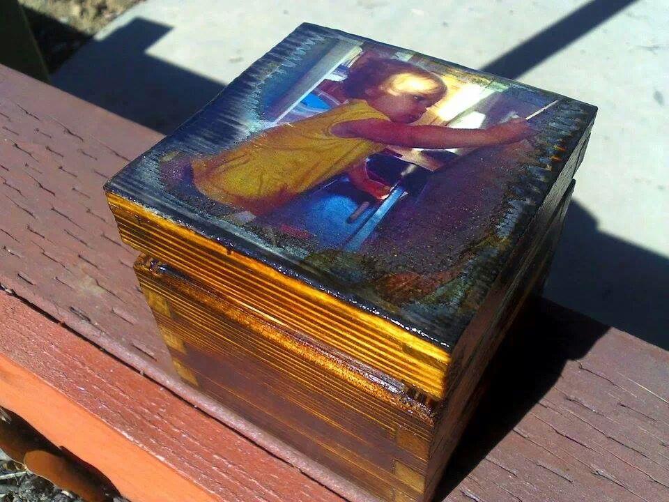 Custom box....