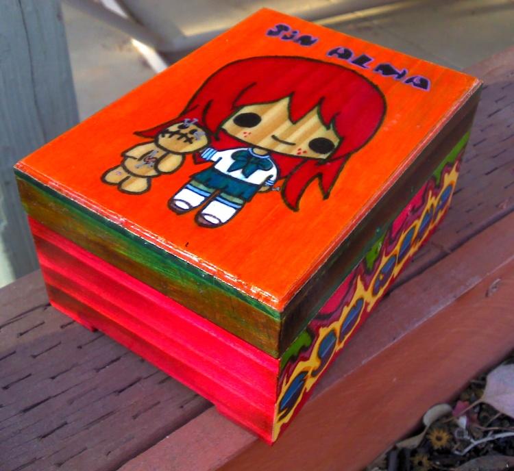 Sin Alma box