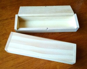 Pen box $25