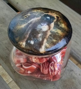 custom jar christie