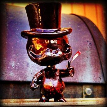 Gentleman Jax Black & Bloody