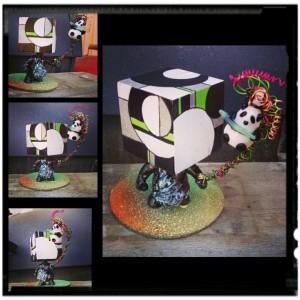 A-Aron Panda King piece
