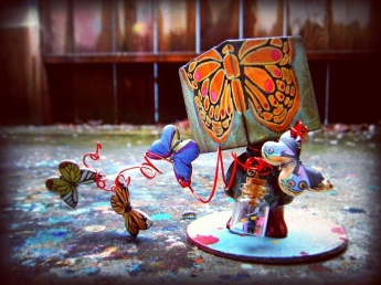 """""""The Butterfly Catcher"""""""