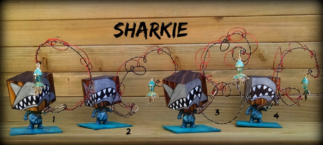 sharkie layout